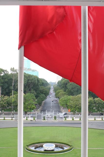 ホーチミン  統一会堂(旧大統領府)_b0061717_432362.jpg
