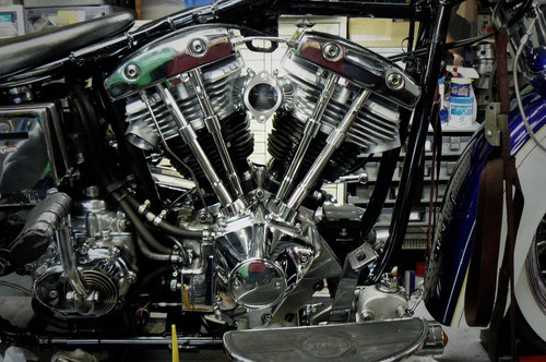 S&S Superstock Shovel Head_b0160319_19555918.jpg