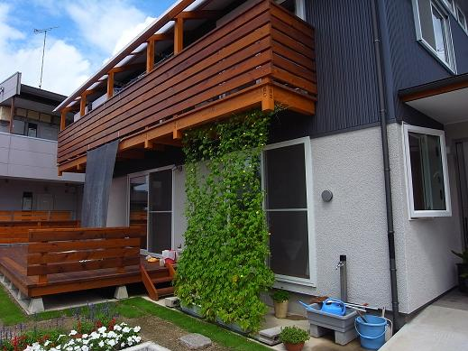 袴塚の家 訪問 2011/8/5_a0039934_17435679.jpg