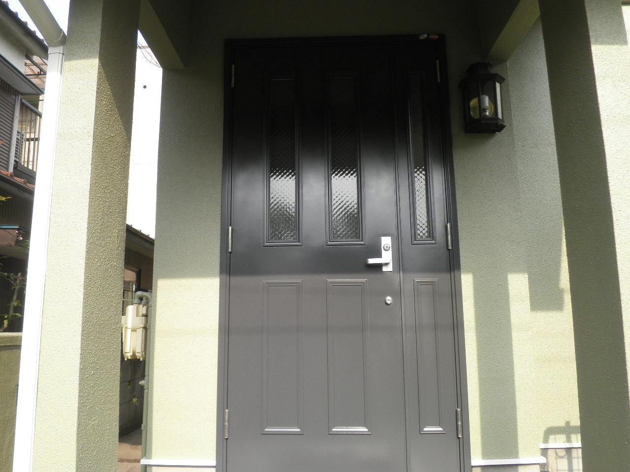 戸建塗装工事13_e0164638_18164695.jpg