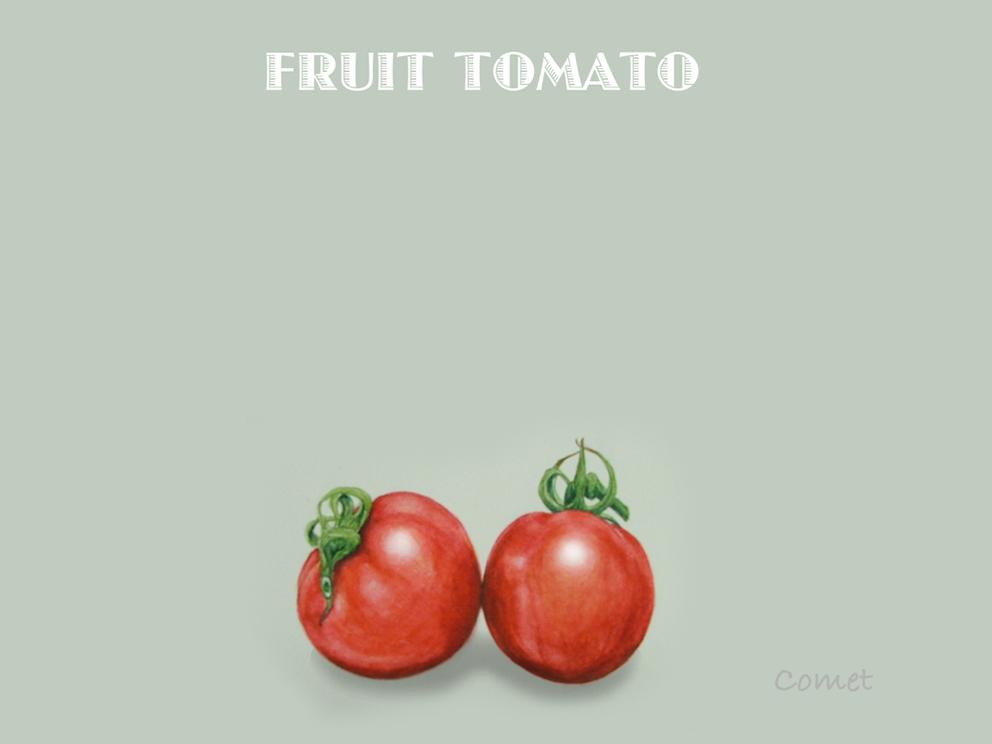 フルーツトマト_c0206645_1095612.jpg