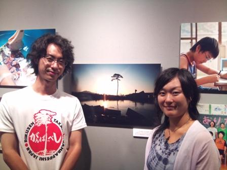 8/5 写真展「Sign -写真家たちの311-」 を見学_f0138645_19434355.jpg