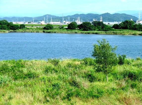 川のある風景_b0093754_23595826.jpg