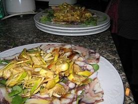 サルデーニャ回想記、マダムフランカの料理レッスン_a0154793_21323948.jpg