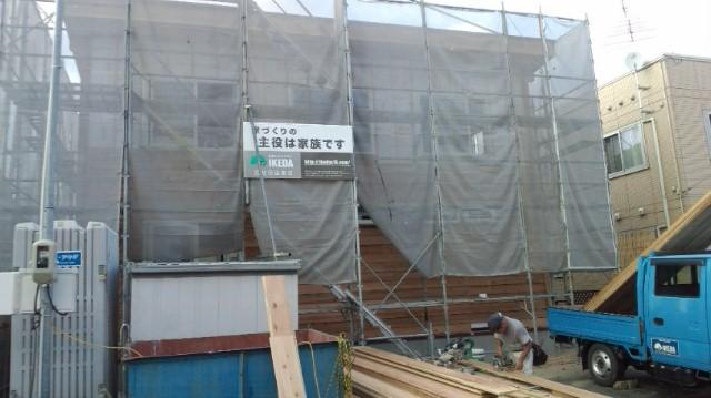 S様邸「広面川崎の家」 工事中です。_f0150893_14543686.jpg