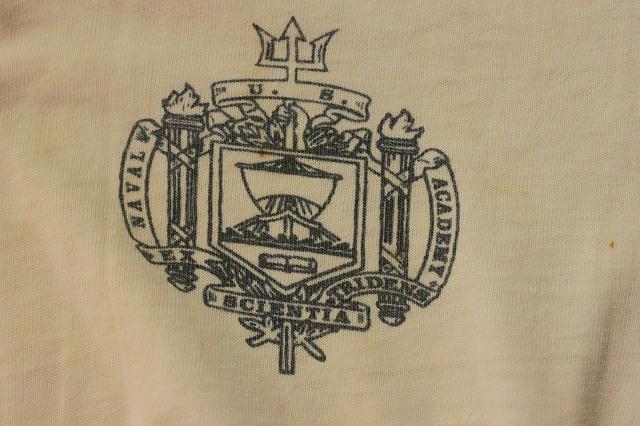 US NAVY物のTシャツなど。_d0121303_1924574.jpg