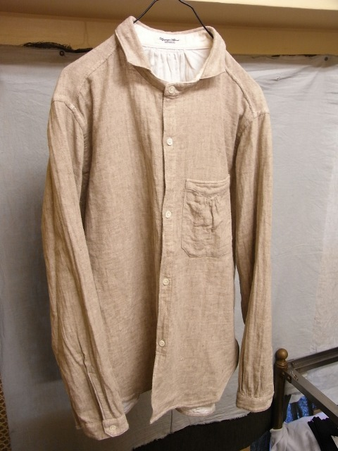 classic frenchwork cottonlinen shirt_f0049745_1835287.jpg