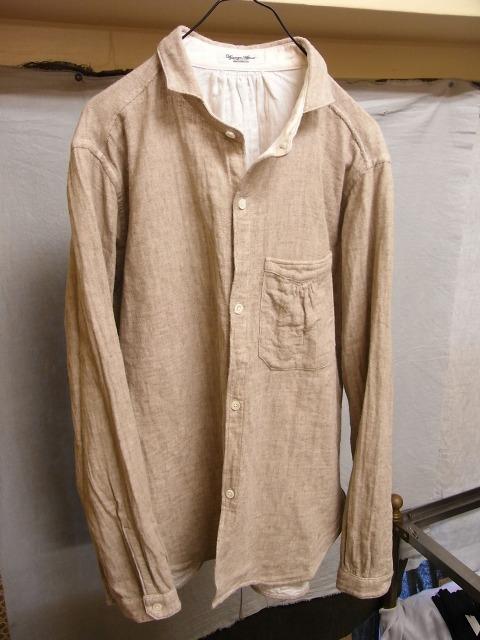 classic frenchwork cottonlinen shirt_f0049745_18354078.jpg