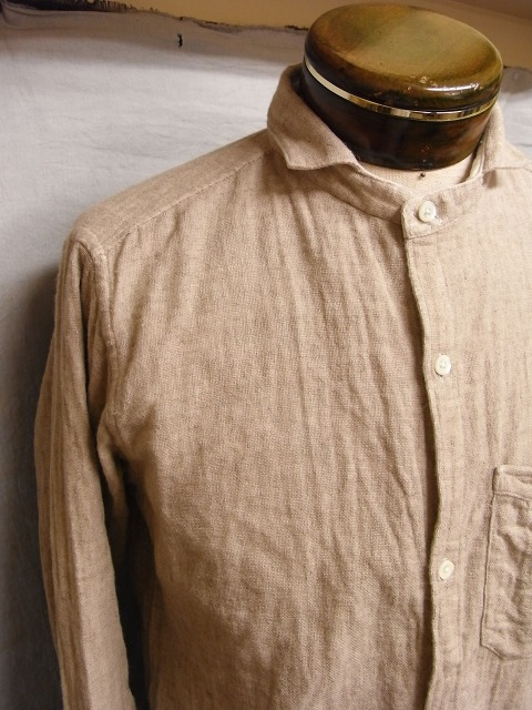 classic frenchwork cottonlinen shirt_f0049745_18361719.jpg