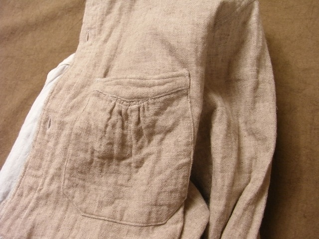 classic frenchwork cottonlinen shirt_f0049745_1836432.jpg