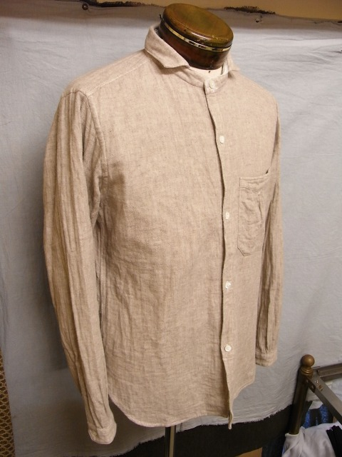 classic frenchwork cottonlinen shirt_f0049745_1836596.jpg
