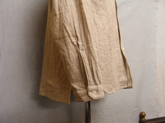 classic frenchwork cottonlinen shirt_f0049745_18371842.jpg