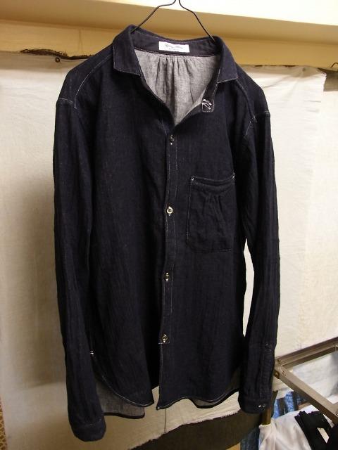 classic frenchwork cottonlinen shirt_f0049745_18381391.jpg