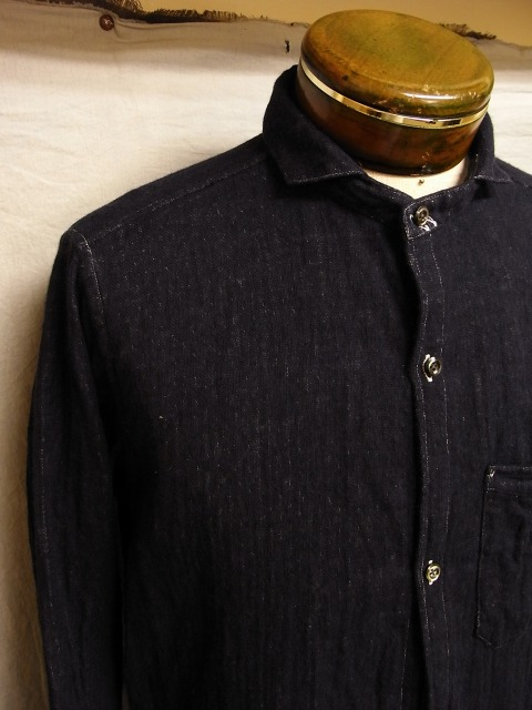classic frenchwork cottonlinen shirt_f0049745_18385393.jpg