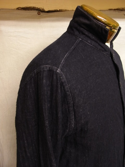 classic frenchwork cottonlinen shirt_f0049745_1839276.jpg