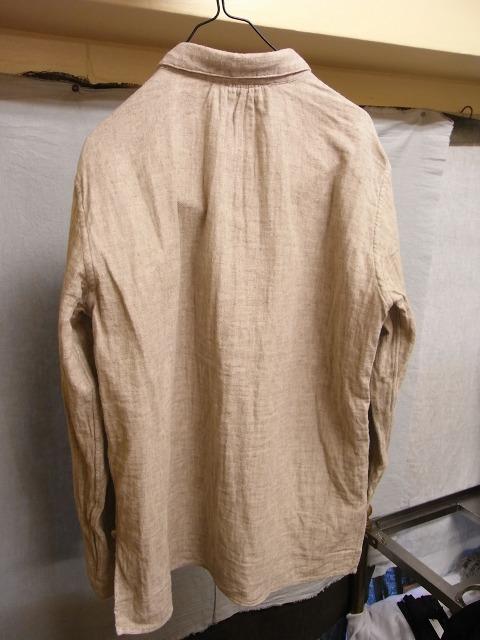 classic frenchwork cottonlinen shirt_f0049745_18422438.jpg