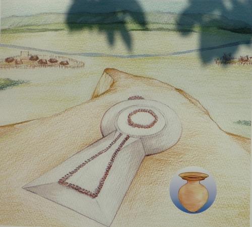 「黄泉の道」の古墳巡り(3)三国の鼻1号墳_c0222861_2143771.jpg