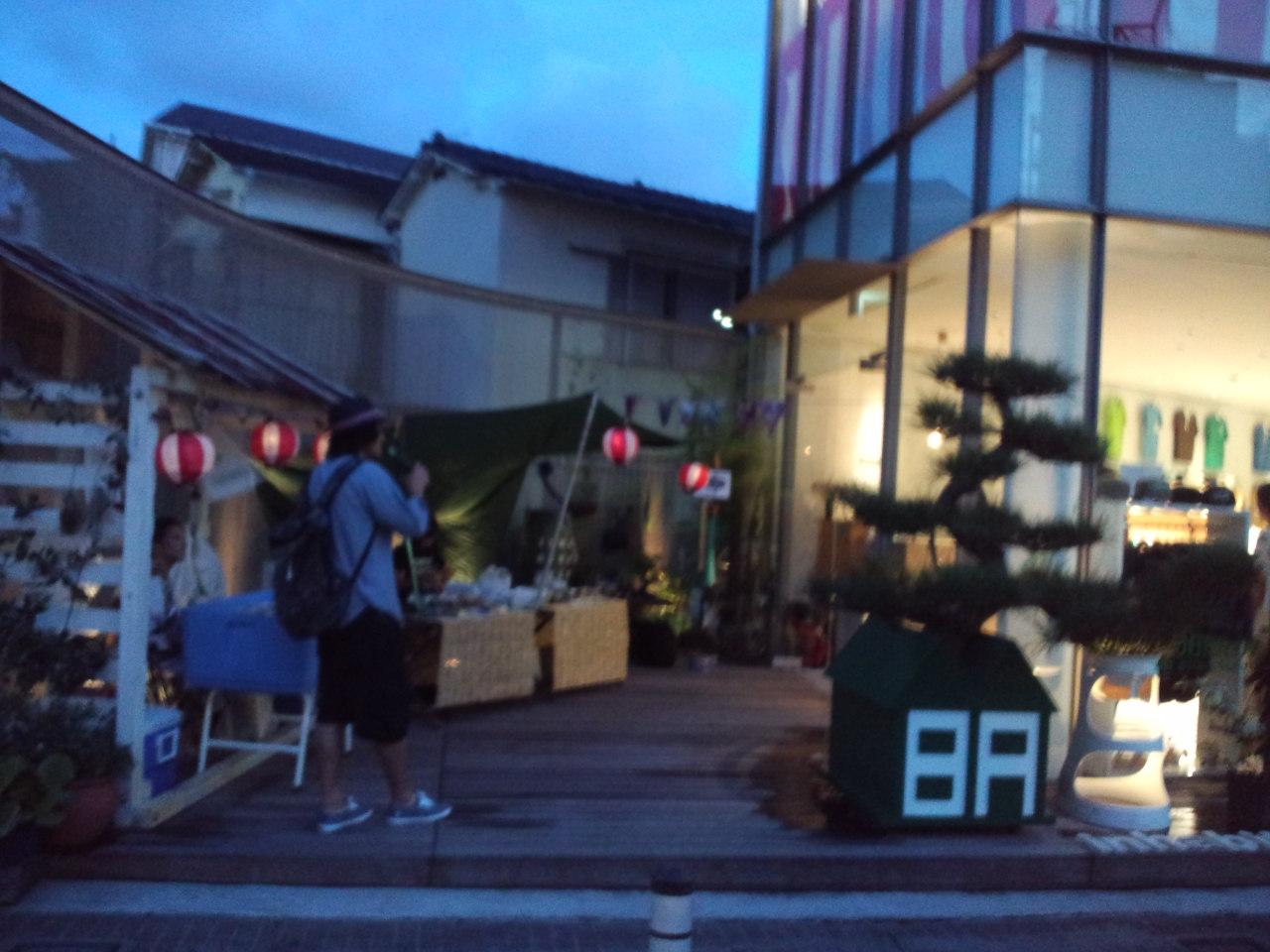 インハビタントストア東京にて夏祭り出店が★_c0151965_16372830.jpg