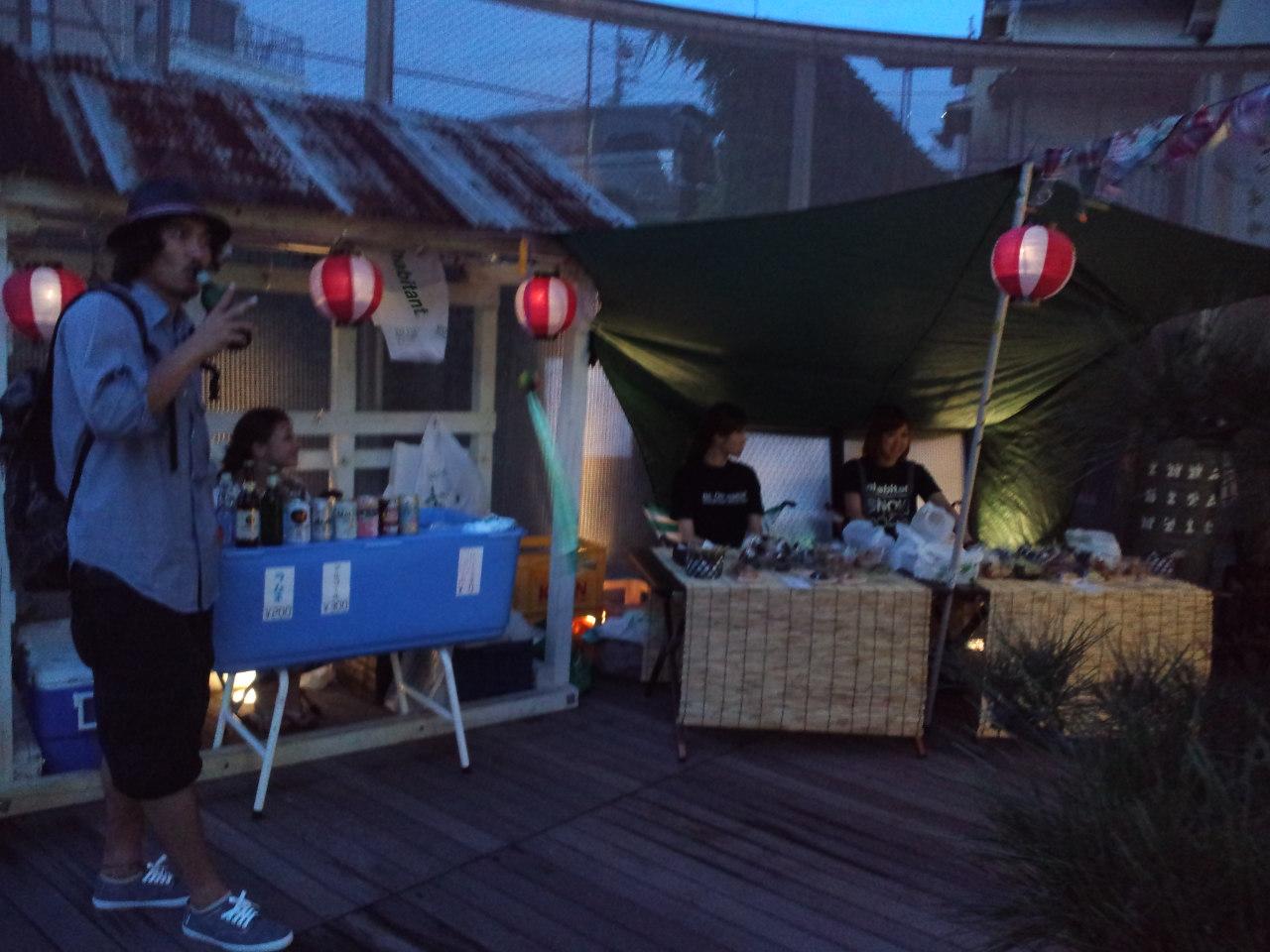 インハビタントストア東京にて夏祭り出店が★_c0151965_16473012.jpg