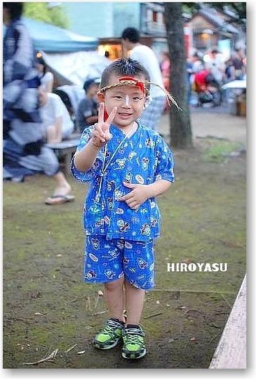癒しフェアと夏祭り_d0083623_15143190.jpg