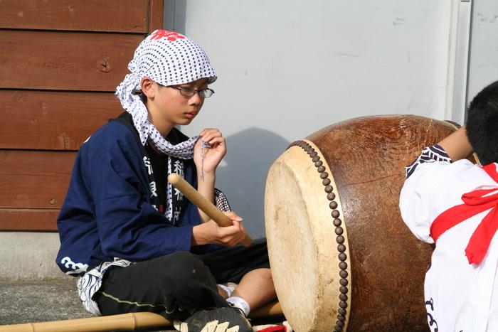 御蔵島のお祭り_e0015223_22175796.jpg