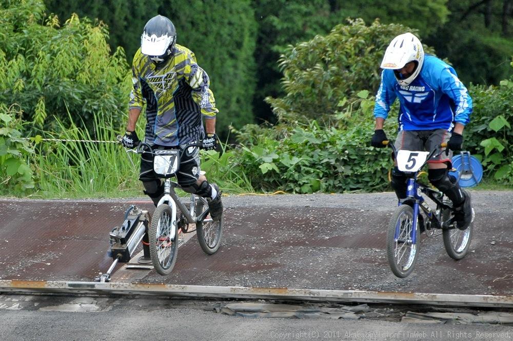 JOSF緑山8月定期戦VOL4:BMXマスターズ決勝_b0065730_21173223.jpg