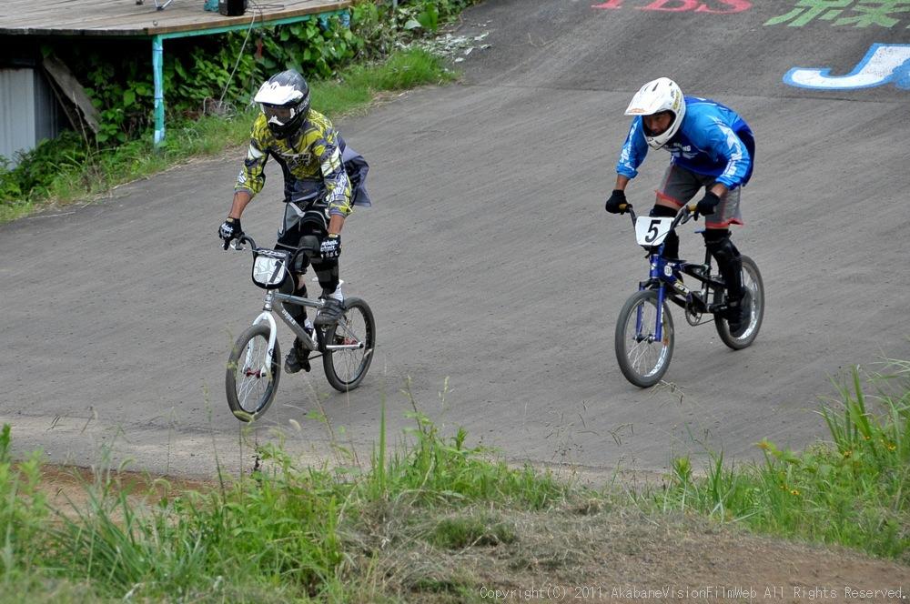 JOSF緑山8月定期戦VOL4:BMXマスターズ決勝_b0065730_2118656.jpg
