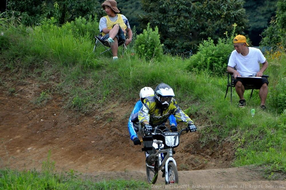 JOSF緑山8月定期戦VOL4:BMXマスターズ決勝_b0065730_21212747.jpg