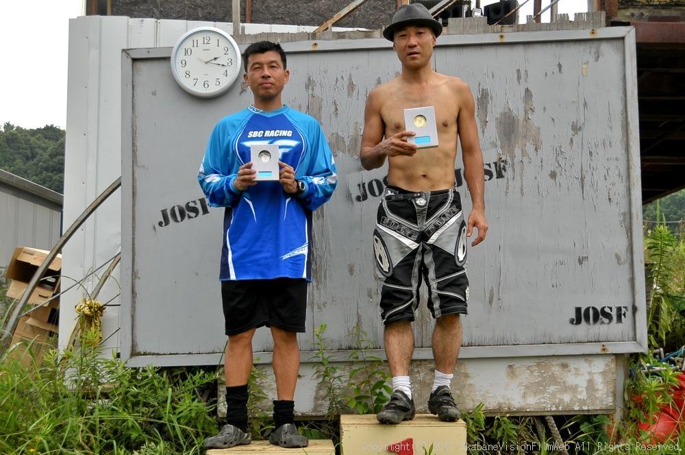 JOSF緑山8月定期戦VOL4:BMXマスターズ決勝_b0065730_21256100.jpg