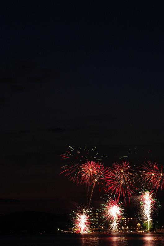 長浜 北びわ湖花火大会..._f0152550_16545279.jpg