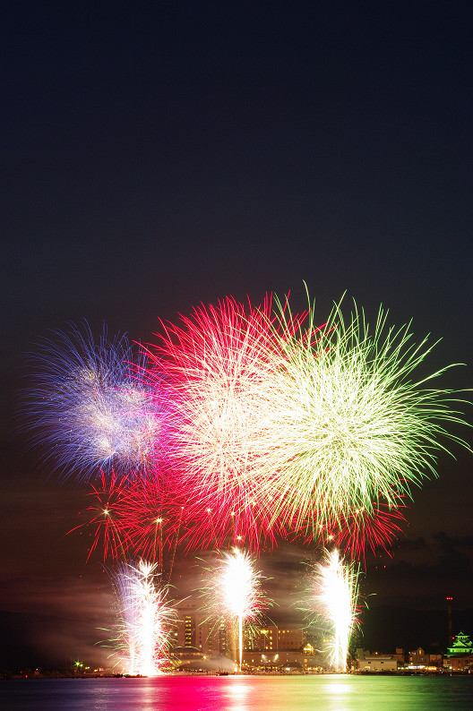 長浜 北びわ湖花火大会..._f0152550_16545962.jpg