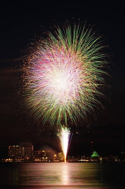 長浜 北びわ湖花火大会..._f0152550_1655195.jpg