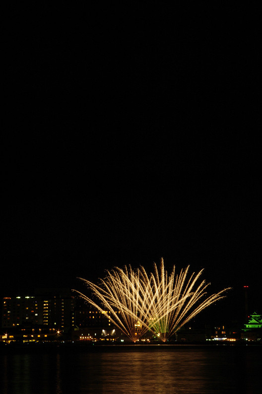 長浜 北びわ湖花火大会..._f0152550_1656076.jpg