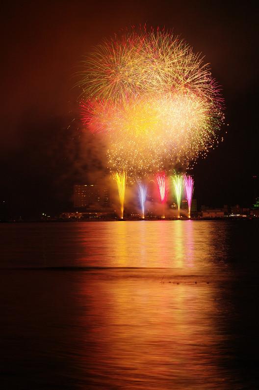 長浜 北びわ湖花火大会..._f0152550_1704387.jpg