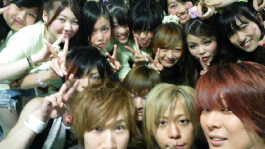 中川翔子ちゃん 今こそ団結~笑顔の輪~夏祭りスペシャル_e0146185_1255736.jpg