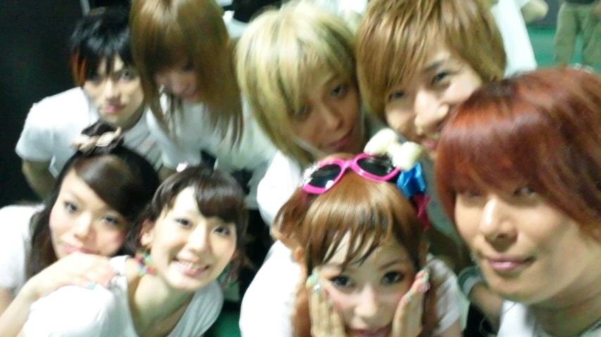 中川翔子ちゃん 今こそ団結~笑顔の輪~夏祭りスペシャル_e0146185_1255946.jpg