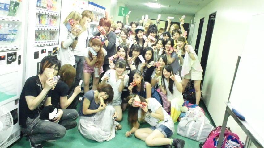 中川翔子ちゃん 今こそ団結~笑顔の輪~夏祭りスペシャル_e0146185_126216.jpg