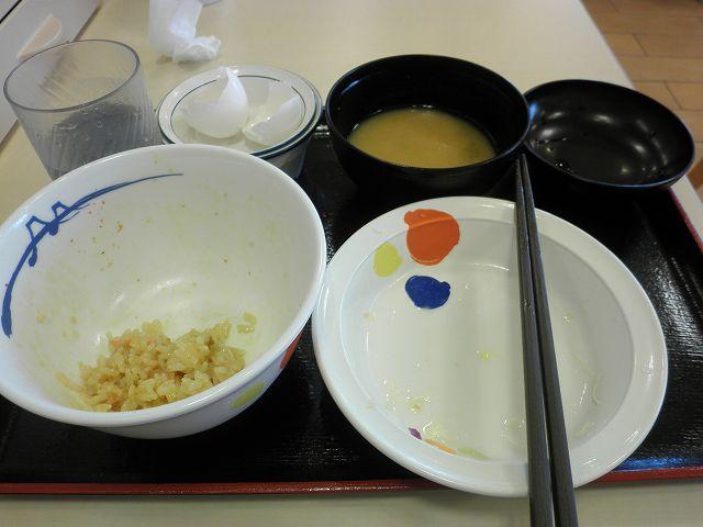 松屋の牛めし 箕面店_c0118393_18503986.jpg