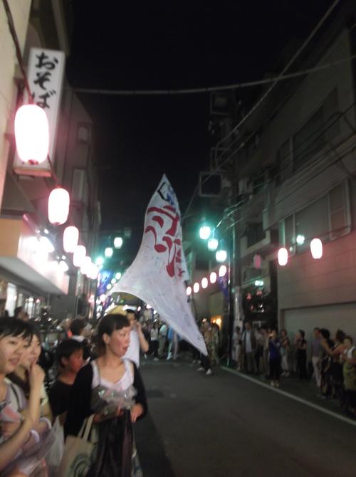 中目黒よさこい祭り_e0123104_756423.jpg