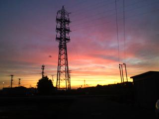 バラ色の夜明け_d0077106_14555218.jpg
