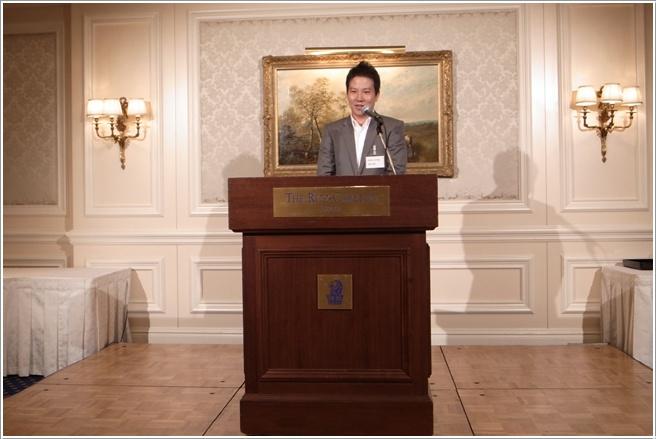 AGCグラスプロダクツ(旭硝子)の2010年度リグラスカップ表彰式に行ってきました。_b0212132_12522140.jpg