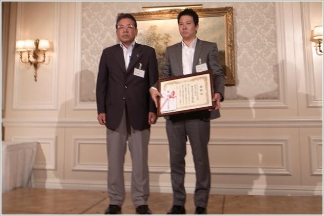 AGCグラスプロダクツ(旭硝子)の2010年度リグラスカップ表彰式に行ってきました。_b0212132_12523859.jpg