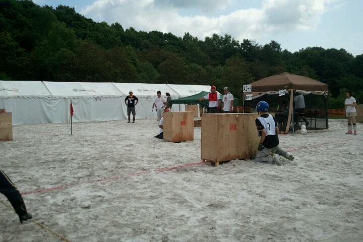 雪夏祭 2011 沼田町は米どころ_e0173533_10183744.jpg