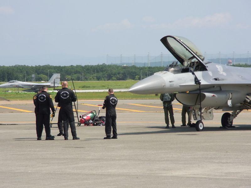 航空自衛隊 千歳基地 航空祭_f0209434_10165834.jpg