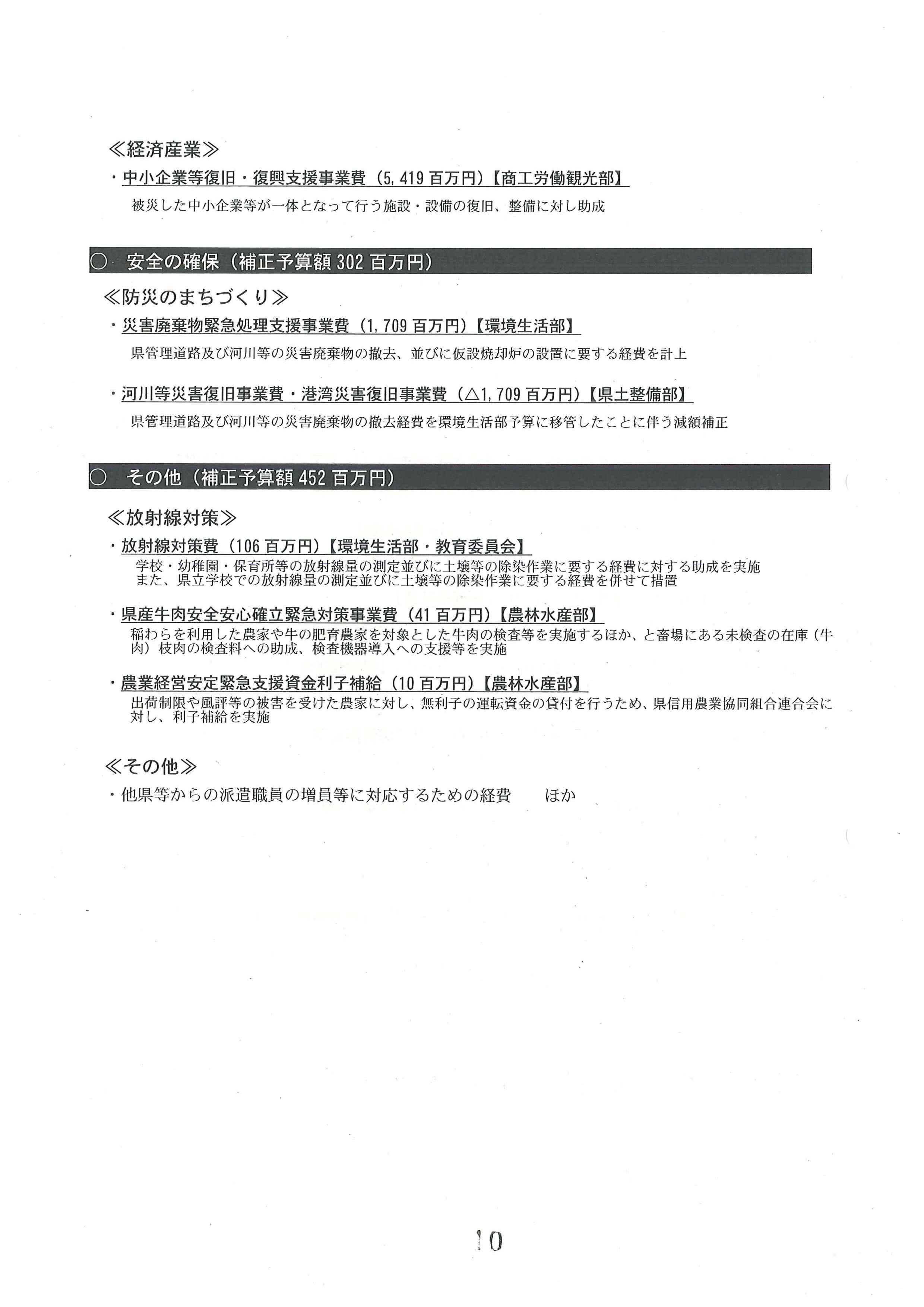 岩手県の学校における放射能汚染対策について/明日から8月県議会臨時会です_b0199244_22155050.jpg