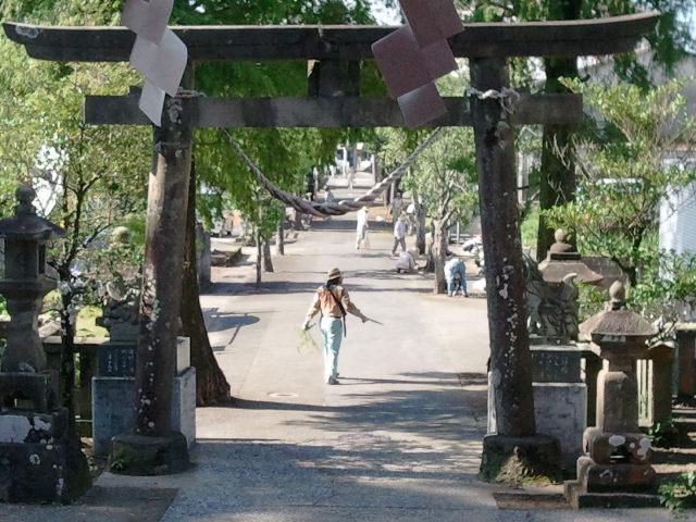 平成23年 大塚神社夏祭り_c0045448_1731111.jpg