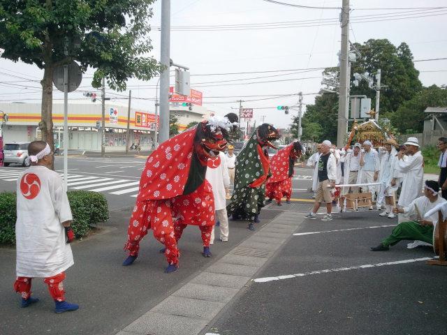 平成23年 大塚神社夏祭り_c0045448_1731251.jpg