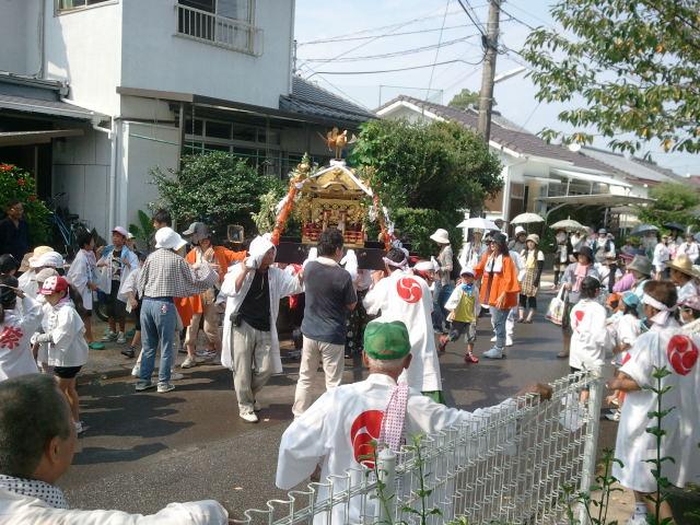 平成23年 大塚神社夏祭り_c0045448_1731261.jpg