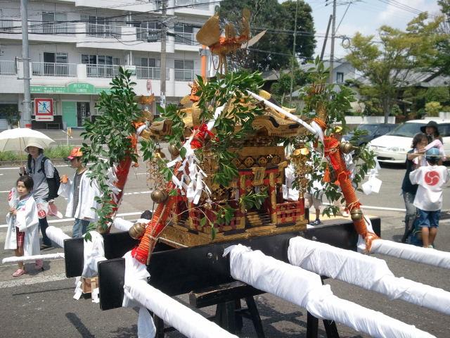 平成23年 大塚神社夏祭り_c0045448_1731267.jpg
