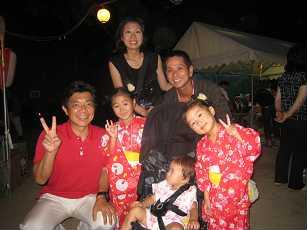 Summer Night Run 2011。_b0157157_11484686.jpg